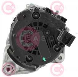CAL15536 BACK VALEO Type 12V 150Amp PFR6