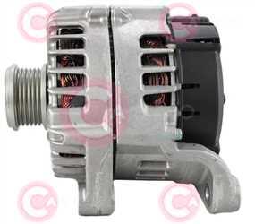 CAL15536 SIDE VALEO Type 12V 150Amp PFR6