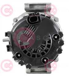 CAL15539 BACK VALEO Type 12V 180Amp PV6