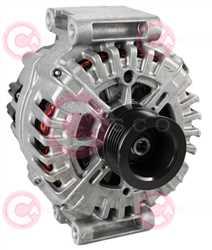 CAL15539 FRONT VALEO Type 12V 180Amp PV6