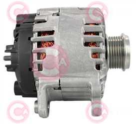 CAL15543 SIDE VALEO Type 12V 180Amp PFR6