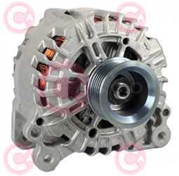 CAL15545 FRONT VALEO Type 12V 180Amp PV6