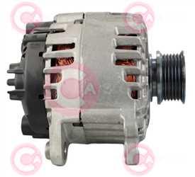 CAL15545 SIDE VALEO Type 12V 180Amp PV6
