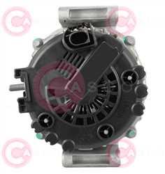 CAL15546 BACK VALEO Type 12V 220Amp PV6