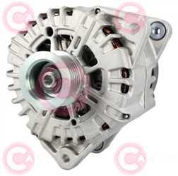 CAL15548 FRONT VALEO Type 12V 220Amp PV6