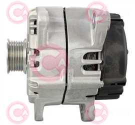 CAL15548 SIDE VALEO Type 12V 220Amp PV6