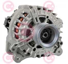 CAL15550 FRONT VALEO Type 12V 220Amp PFR6
