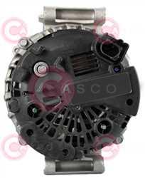 CAL15552 BACK VALEO Type 12V 140Amp PFR6