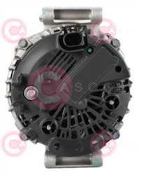CAL15555 BACK VALEO Type 12V 150Amp PFR6
