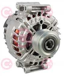 CAL15555 FRONT VALEO Type 12V 150Amp PFR6