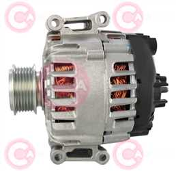 CAL15555 SIDE VALEO Type 12V 150Amp PFR6
