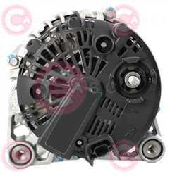 CAL15556 BACK VALEO Type 12V 150Amp PFR6