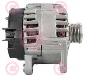 CAL15557 SIDE VALEO Type 12V 160Amp PFR6