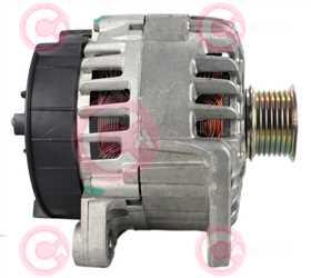 CAL15558 SIDE VALEO Type 12V 150Amp PV7