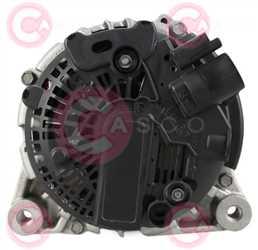 CAL15559 BACK VALEO Type 12V 150Amp PFR6