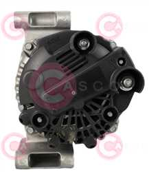 CAL15563 BACK VALEO Type 12V 90Amp PV6