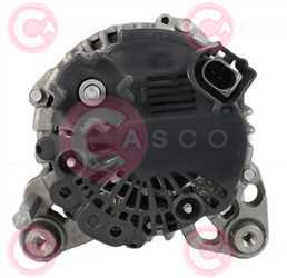 CAL15565 BACK VALEO Type 12V 110Amp PFR6