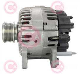 CAL15565 SIDE VALEO Type 12V 110Amp PFR6