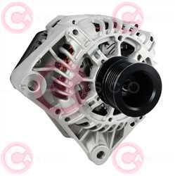 CAL15566 FRONT VALEO Type 12V 115Amp PV6