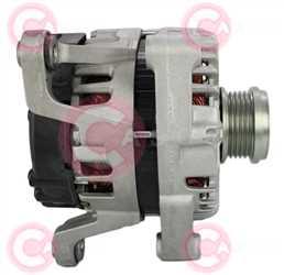CAL15568 SIDE VALEO Type 12V 130Amp PFR5
