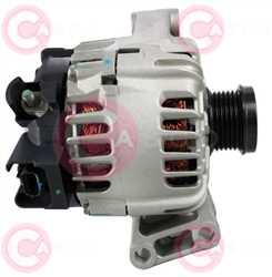 CAL15570 SIDE VALEO Type 12V 120Amp PFR6