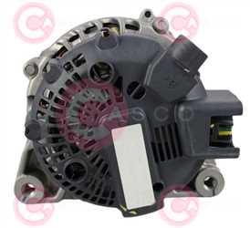 CAL15571 BACK VALEO Type 12V 120Amp PFR6