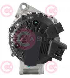 CAL15574 BACK VALEO Type 12V 120Amp PR6