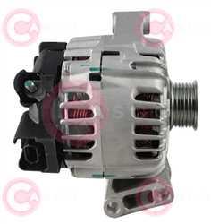 CAL15574 SIDE VALEO Type 12V 120Amp PR6