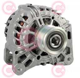 CAL15575 FRONT VALEO Type 12V 150Amp PFR6
