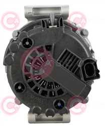 CAL15578 BACK VALEO Type 12V 200Amp PR7