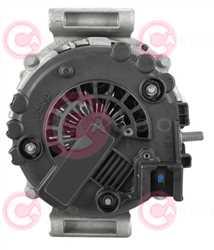 CAL15579 BACK VALEO Type 12V 200Amp PR6