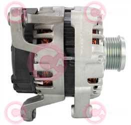 CAL15580 SIDE VALEO Type 12V 130Amp PFR6