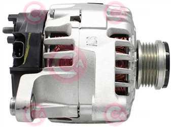 CAL15581 SIDE VALEO Type 12V 140Amp PFR5