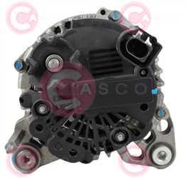 CAL15582 BACK VALEO Type 12V 110Amp PFR6