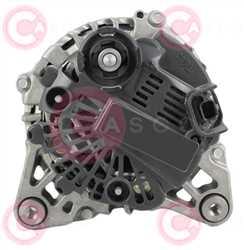 CAL15587 BACK VALEO Type 12V 120Amp PFR7