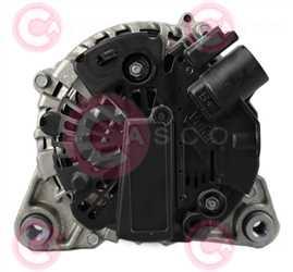 CAL15590 BACK VALEO Type 12V 120Amp PFR6