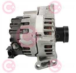 CAL15591 SIDE VALEO Type 12V 180Amp