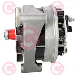 CAL15595 SIDE VALEO Type 12V 90Amp
