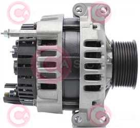 CAL15601 SIDE VALEO Type 24V 90Amp PR8