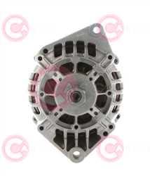 CAL15603 FRONT VALEO Type 24V 60Amp