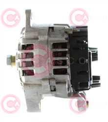 CAL15603 SIDE VALEO Type 24V 60Amp
