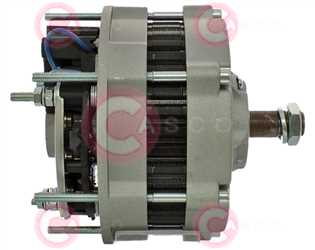 CAL15606 SIDE VALEO Type 24V 40Amp