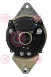 CAL15607 BACK VALEO Type 24V 55Amp