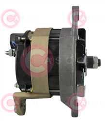 CAL15607 SIDE VALEO Type 24V 55Amp