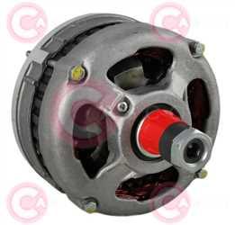 CAL15609 FRONT VALEO Type 24V 40Amp 0