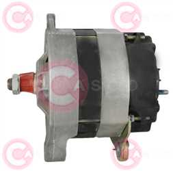 CAL15613 SIDE VALEO Type 24V 75Amp