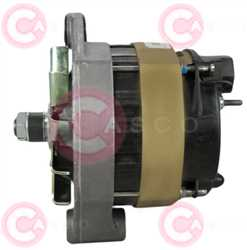 CAL15614 SIDE VALEO Type 24V 60Amp