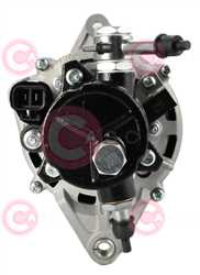 CAL20103 BACK HITACHI Type 12V 50Amp
