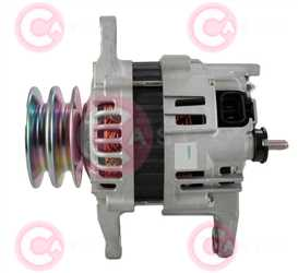CAL20106 SIDE HITACHI Type 12V 60Amp DP2