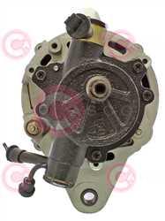 CAL20111 BACK HITACHI Type 12V 50Amp